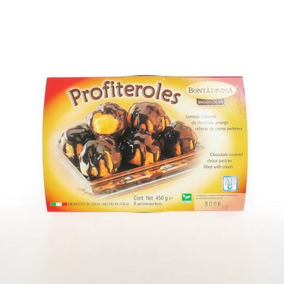Dessert Profiteroles