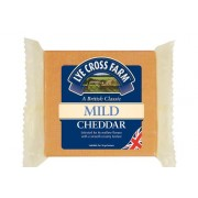 Mild coloured cheddar 200g
