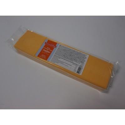 Cheddar plátky tavené 1,082kg